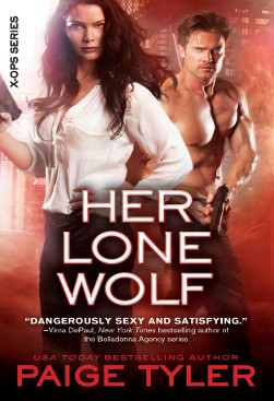 Her Lone Wolf by Paige Tyler