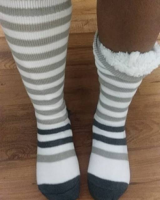 Cozy Reading Socks