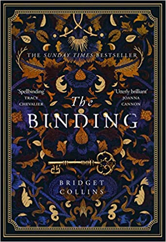 the binding by bridgett collins